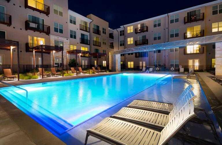 Pool at IMT at the Domain Apartment
