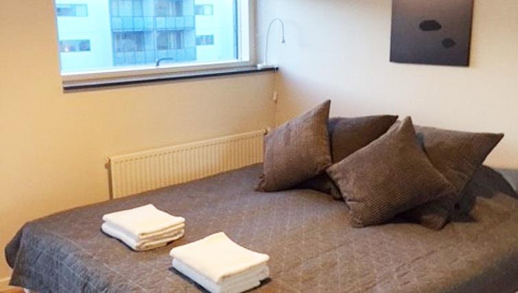 Bedroom at Brendstrupgrdsvej Apartments