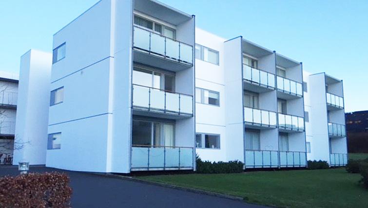 Exterior at Brendstrupgrdsvej Apartments