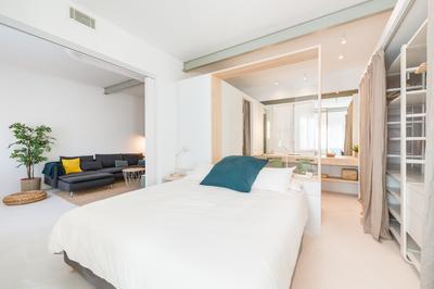 Bedroom at Delicias Apartment