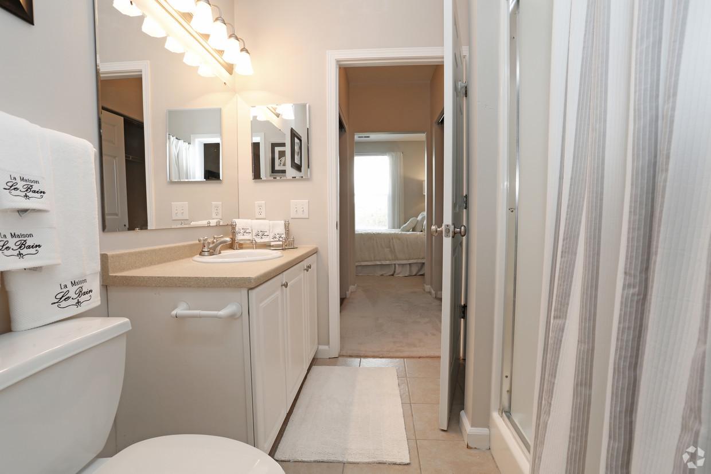 Bathroom at Ventana Hills Apartment