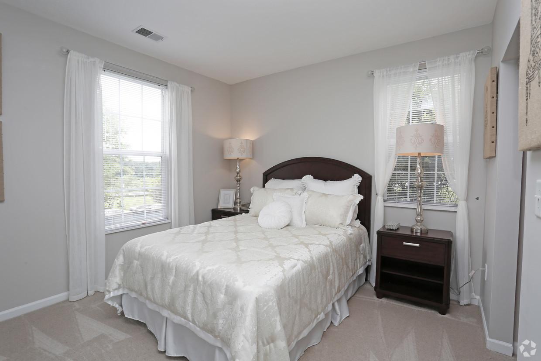 Bedroom at Ventana Hills Apartment