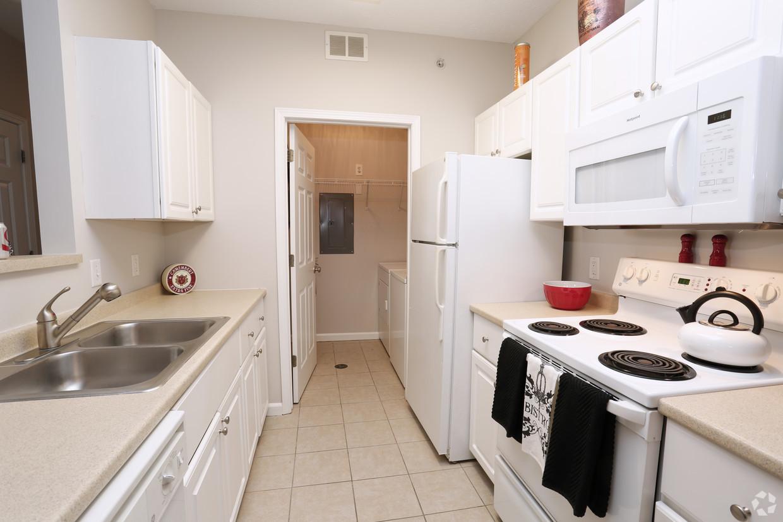 Kitchen at Ventana Hills Apartment