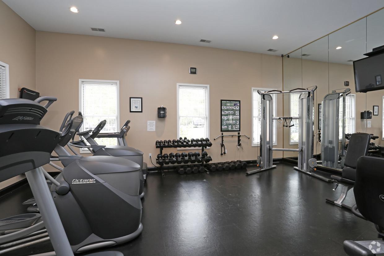 Gym at Ventana Hills Apartment
