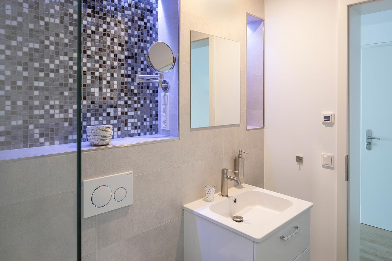 Bathroom at Westend Apartments