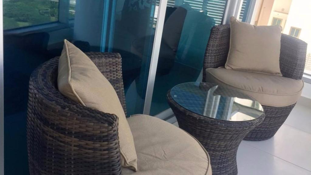 Chairs at Ristretto Apartment, Costa Del Este, Panama City