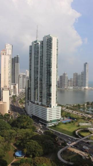 Building at Caramelo Apartment, Campo Alegre, Panama City