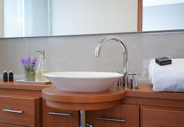 Bathroom at Soho93 Apartments