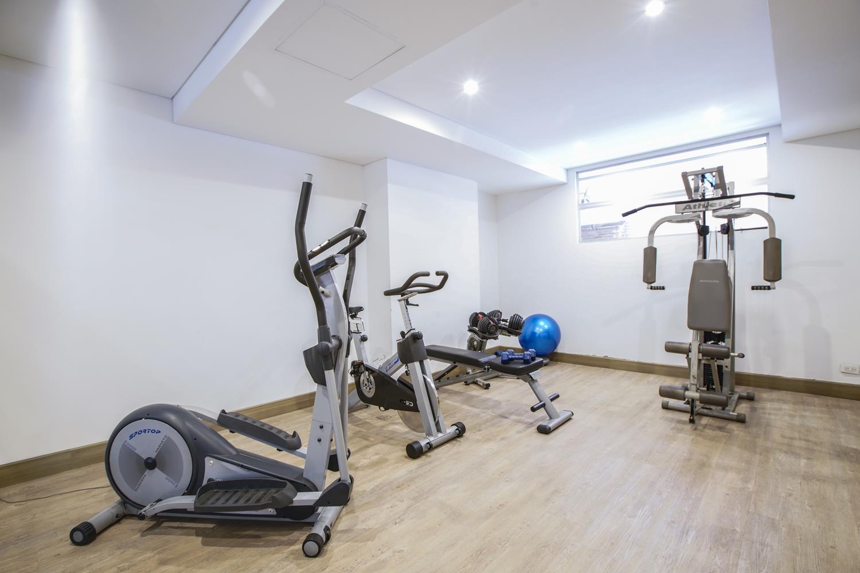 Gym at Soho93 Apartments