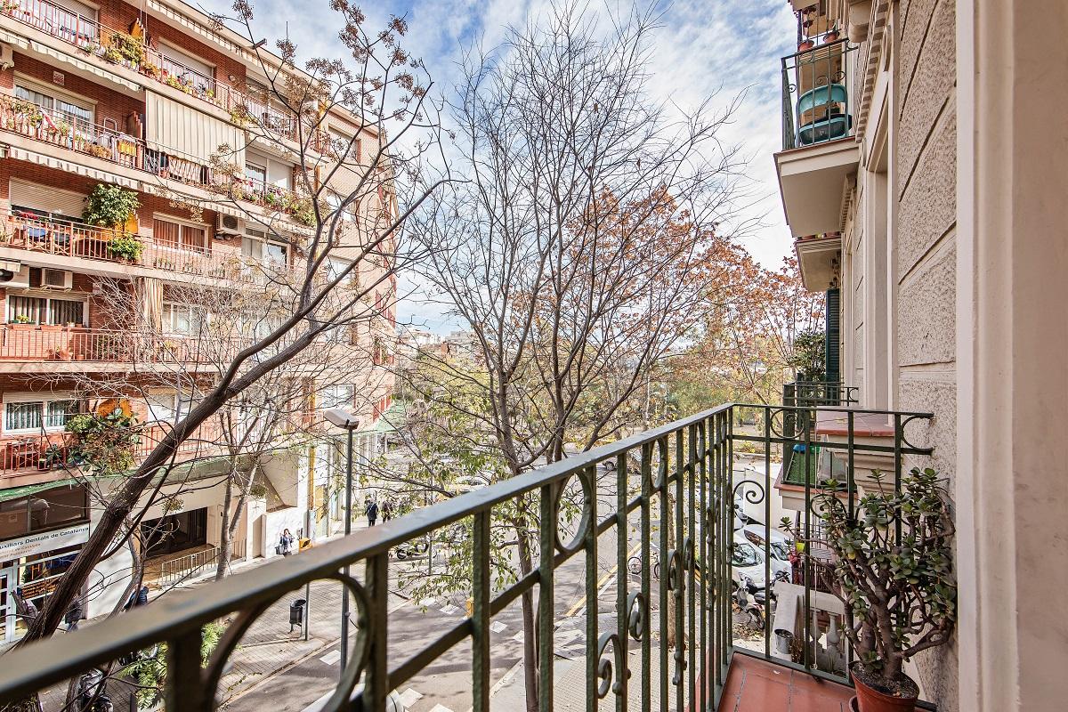 View at Joan Miro Apartment, Sant Antoni, Barcelona