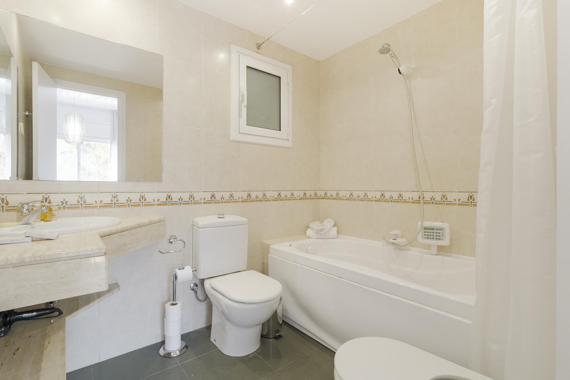 Bathroom at Monumental Apartment