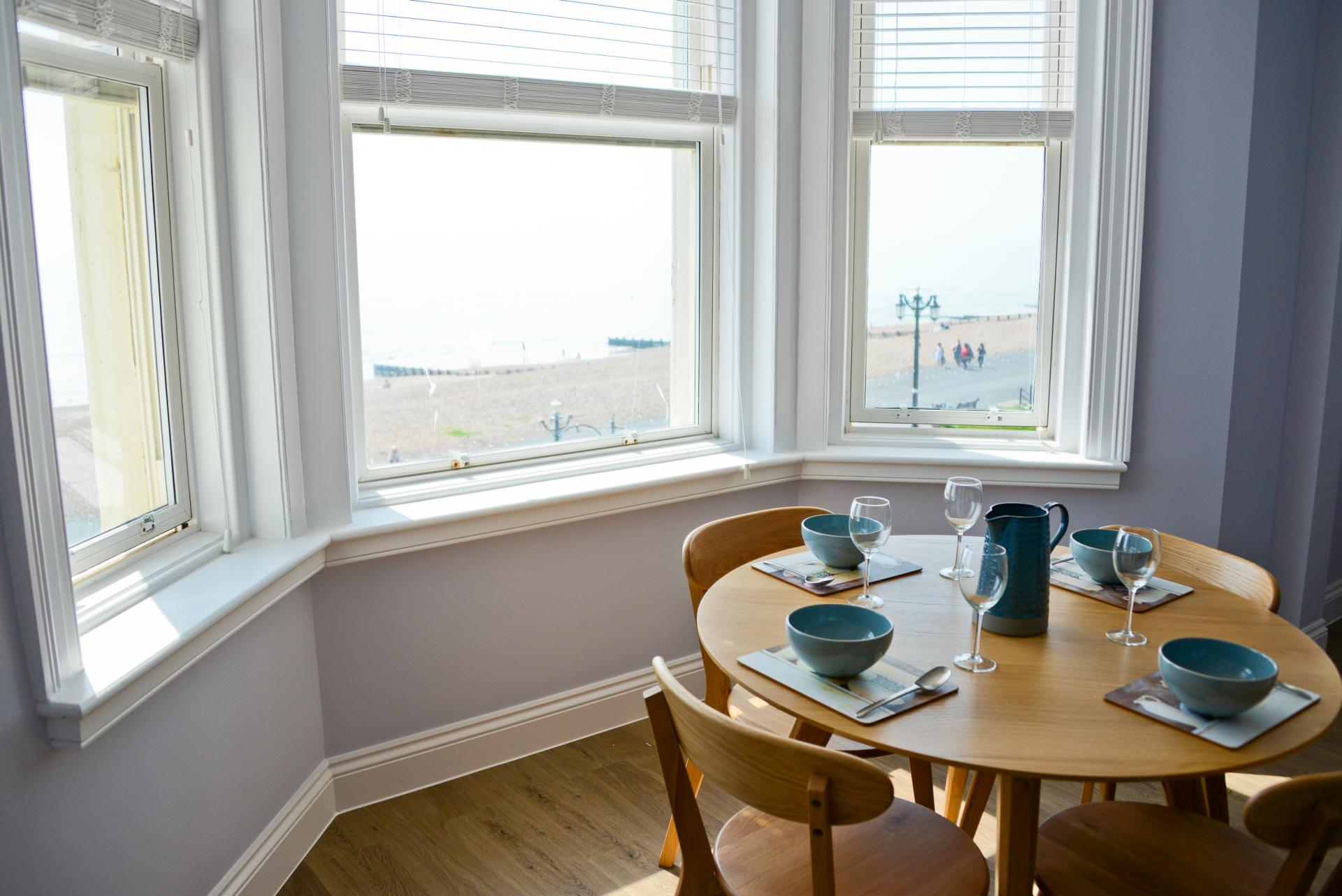 View at Seaview Serviced Apartment