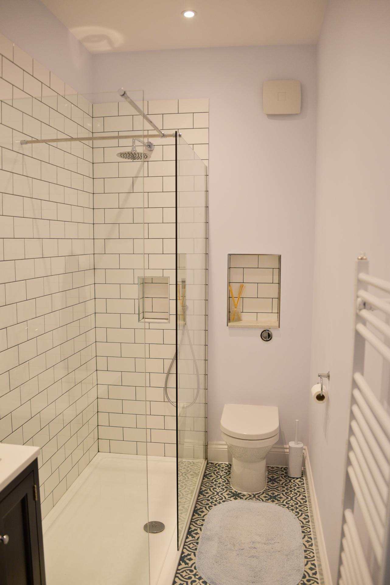 Bathroom at Seaview Serviced Apartment