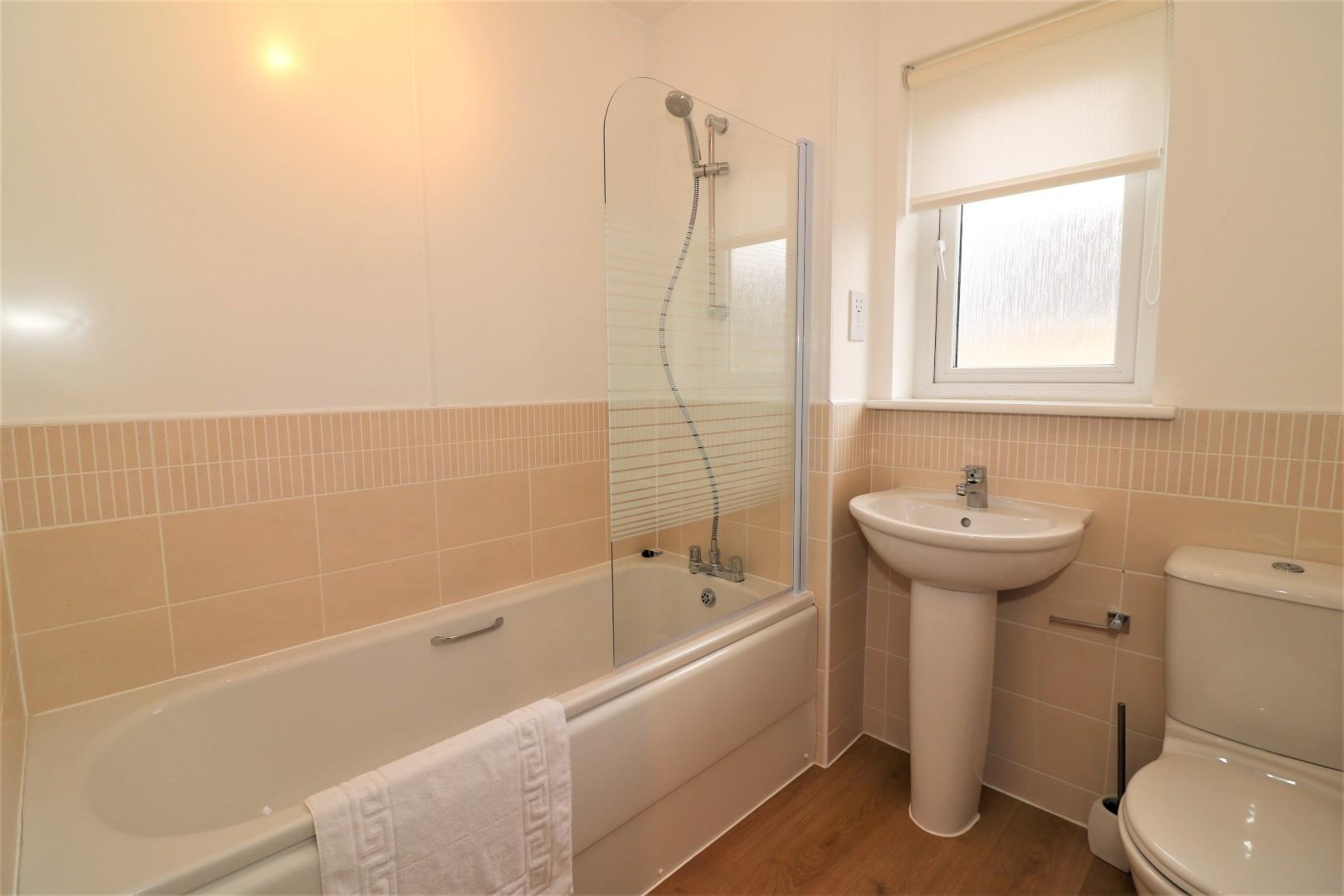 Bathroom at Morrsion Way House