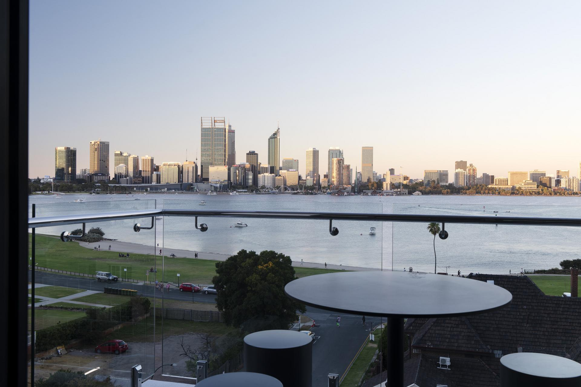 View at Quest South Perth Foreshore