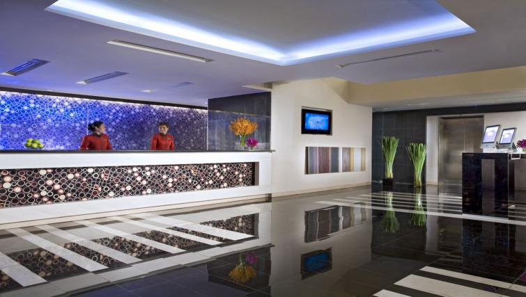Lobby at Citadines Sukhumvit 23 Apartments
