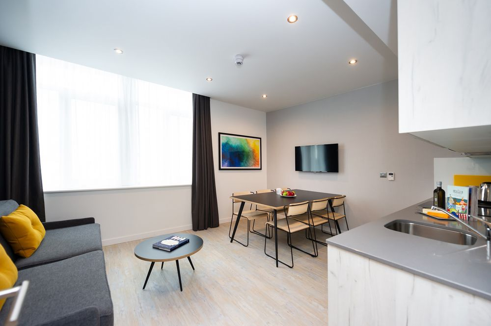 Open-plan at Staycity Aparthotels Paris Marne La Vallee, Centre, Bailly-Romainvilliers
