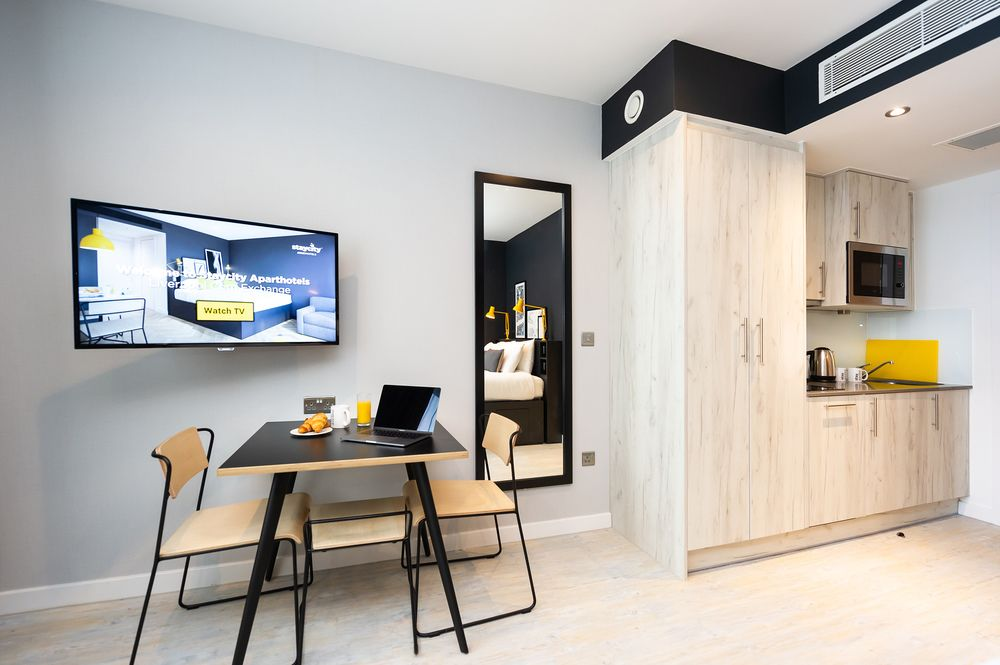 Studio apartment at Staycity Aparthotels Paris Marne La Vallee, Centre, Bailly-Romainvilliers