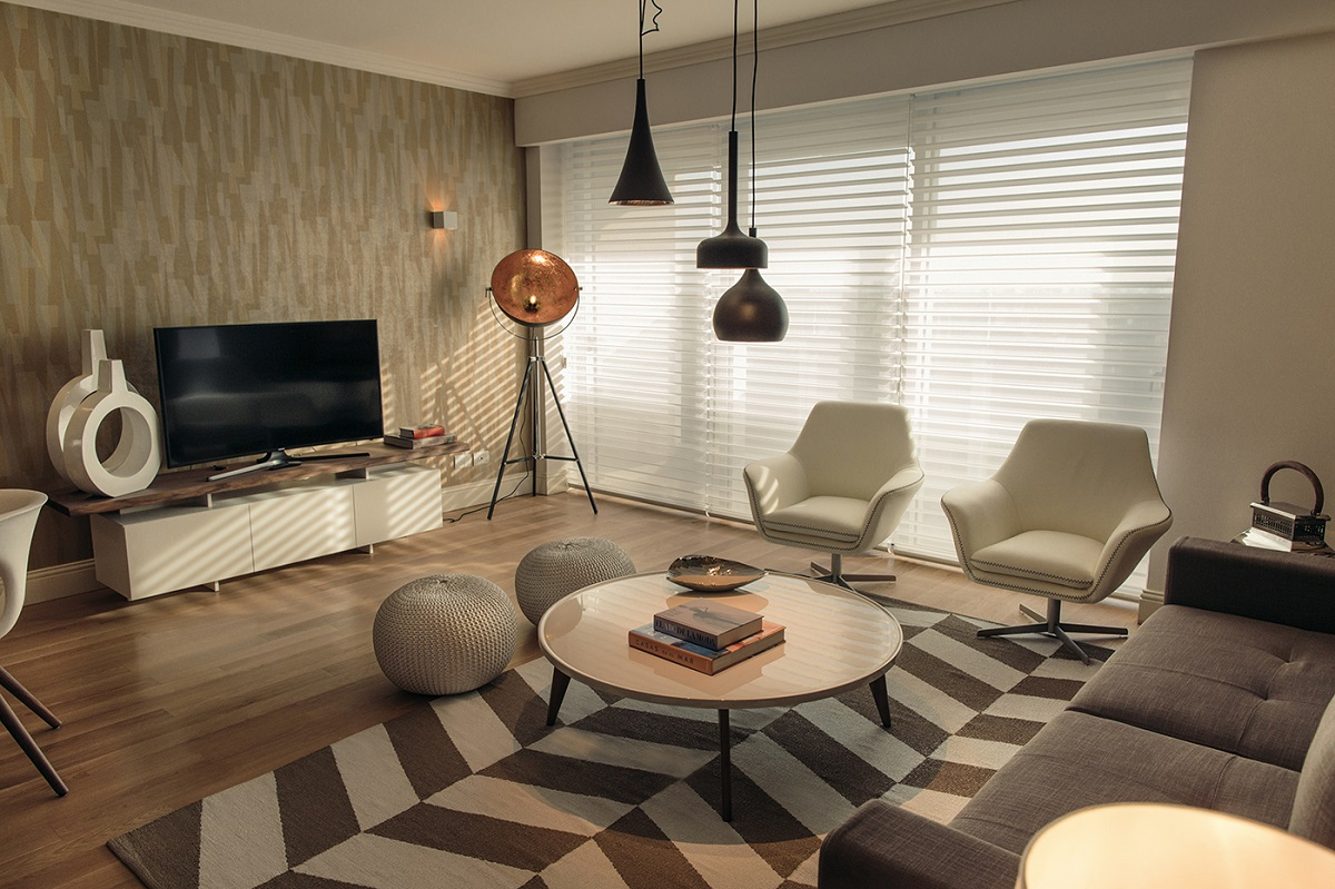Living Room at Alvear Icon