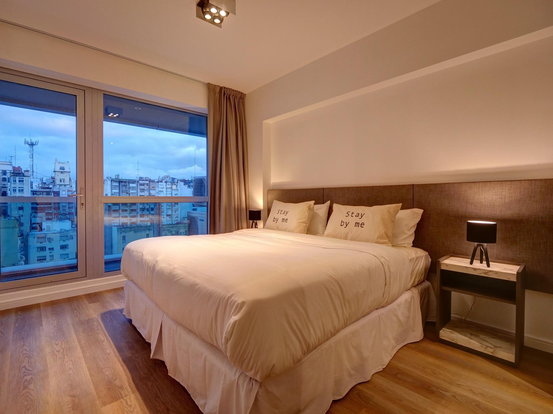 Bedroom at Bellini Esmeralda Apartments