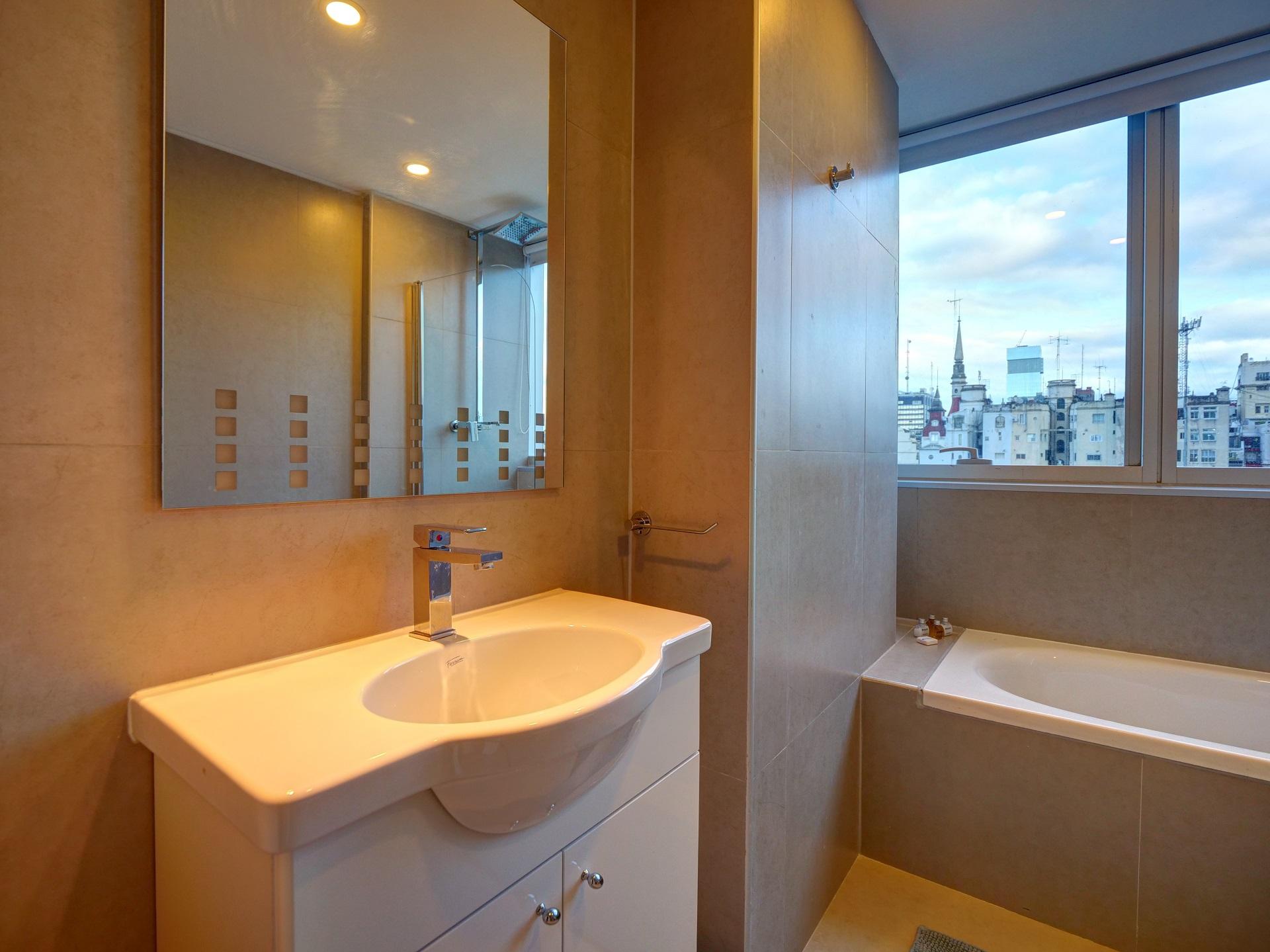 Sink at Bellini Esmeralda Apartments
