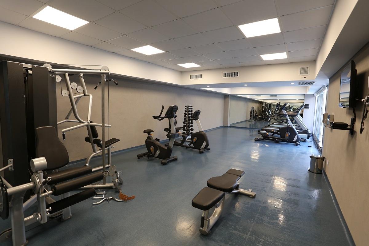 Gym at Bellini Esmeralda Apartments