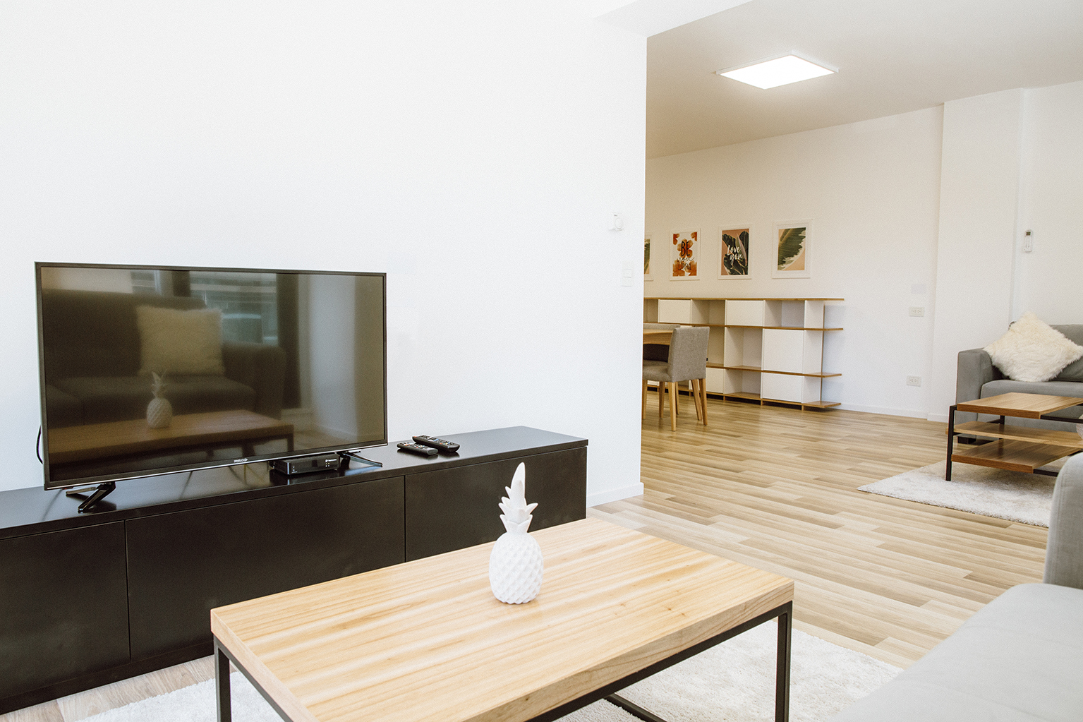 TV at Lumiere Apartments