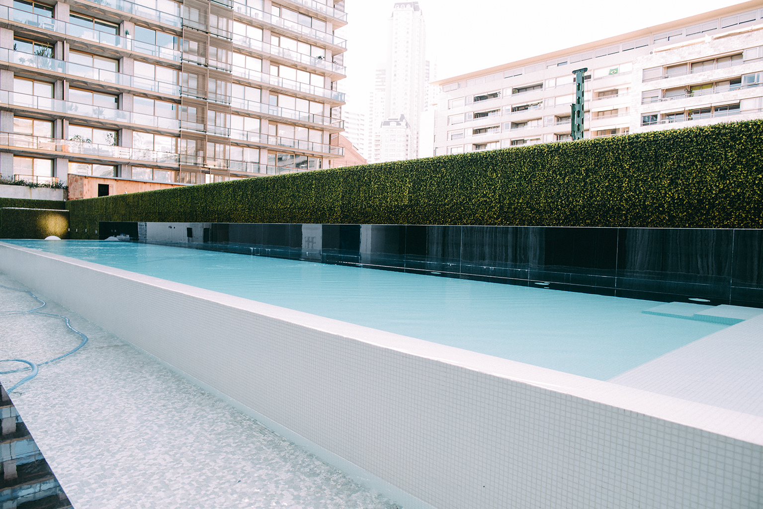 Pool at Lumiere Apartments, Monserrat, Buenos Aires