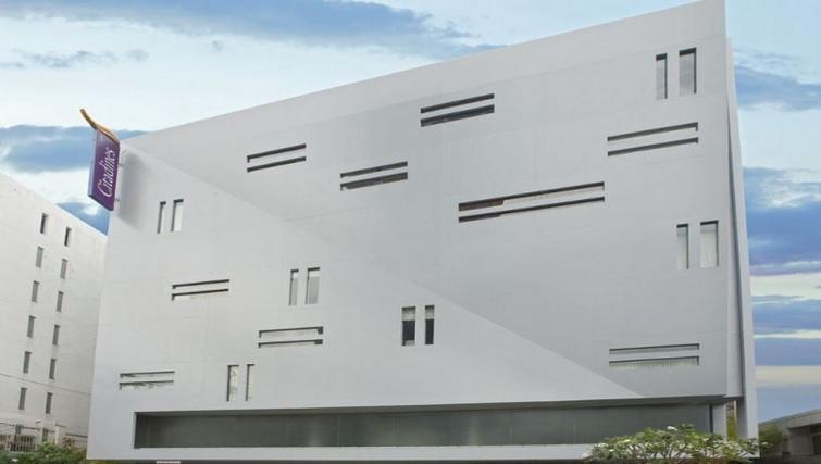 Exterior of Citadines Sukhumvit 11 Apartments