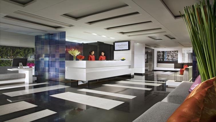 Lobby at Citadines Sukhumvit 11 Apartments