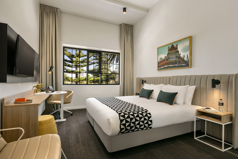 Bedroom at Quest Fremantle