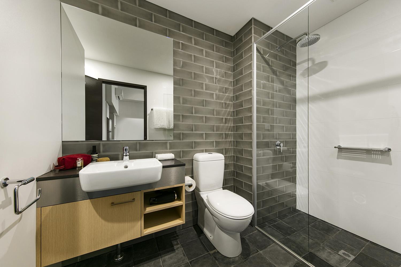 Bathroom at Quest Fremantle