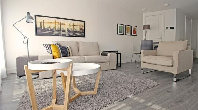 Lounge at Jordaan Harlem Prince Apartments, Amsterdam