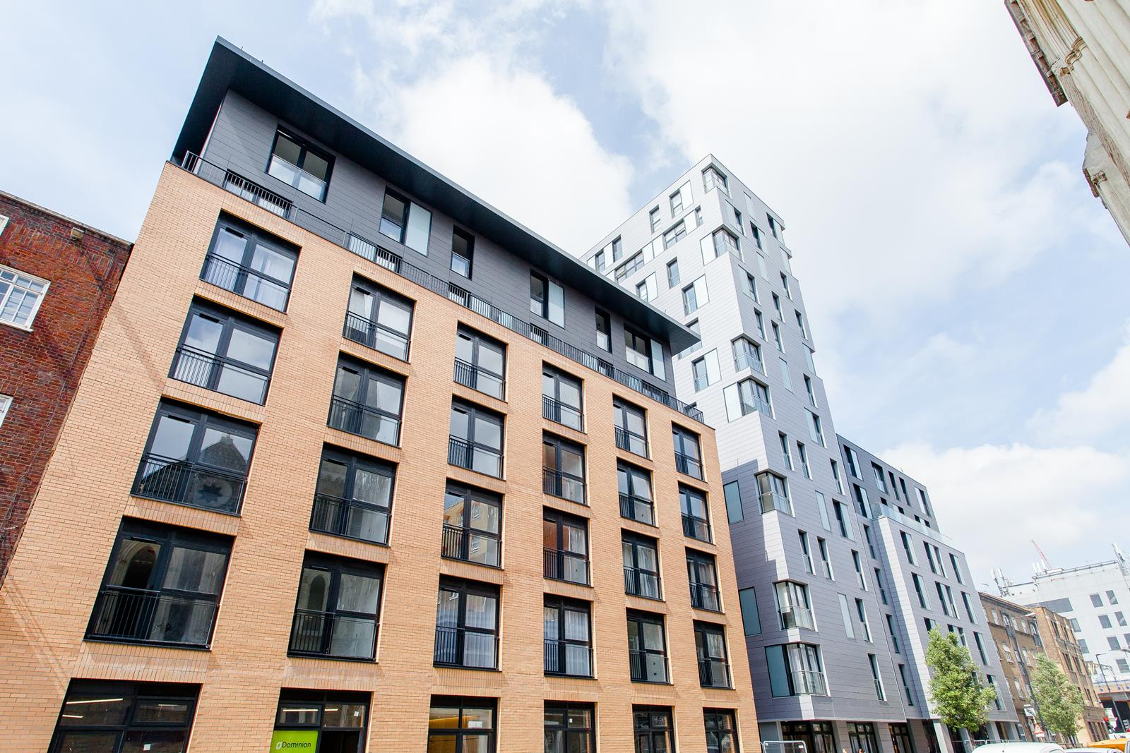 Exterior at The Lofts E1 By Q Apartments