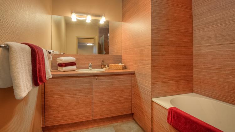 Bath at Infotel Apartments