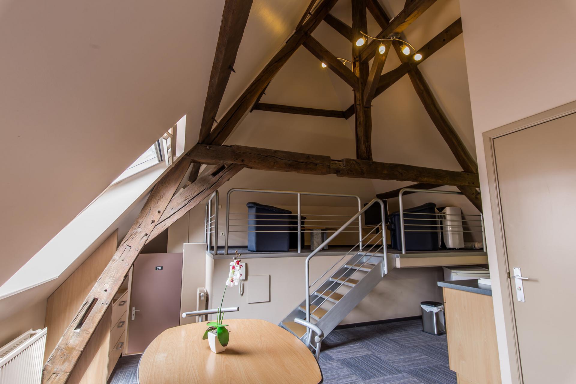 Studio type 3 at Infotel Apartments
