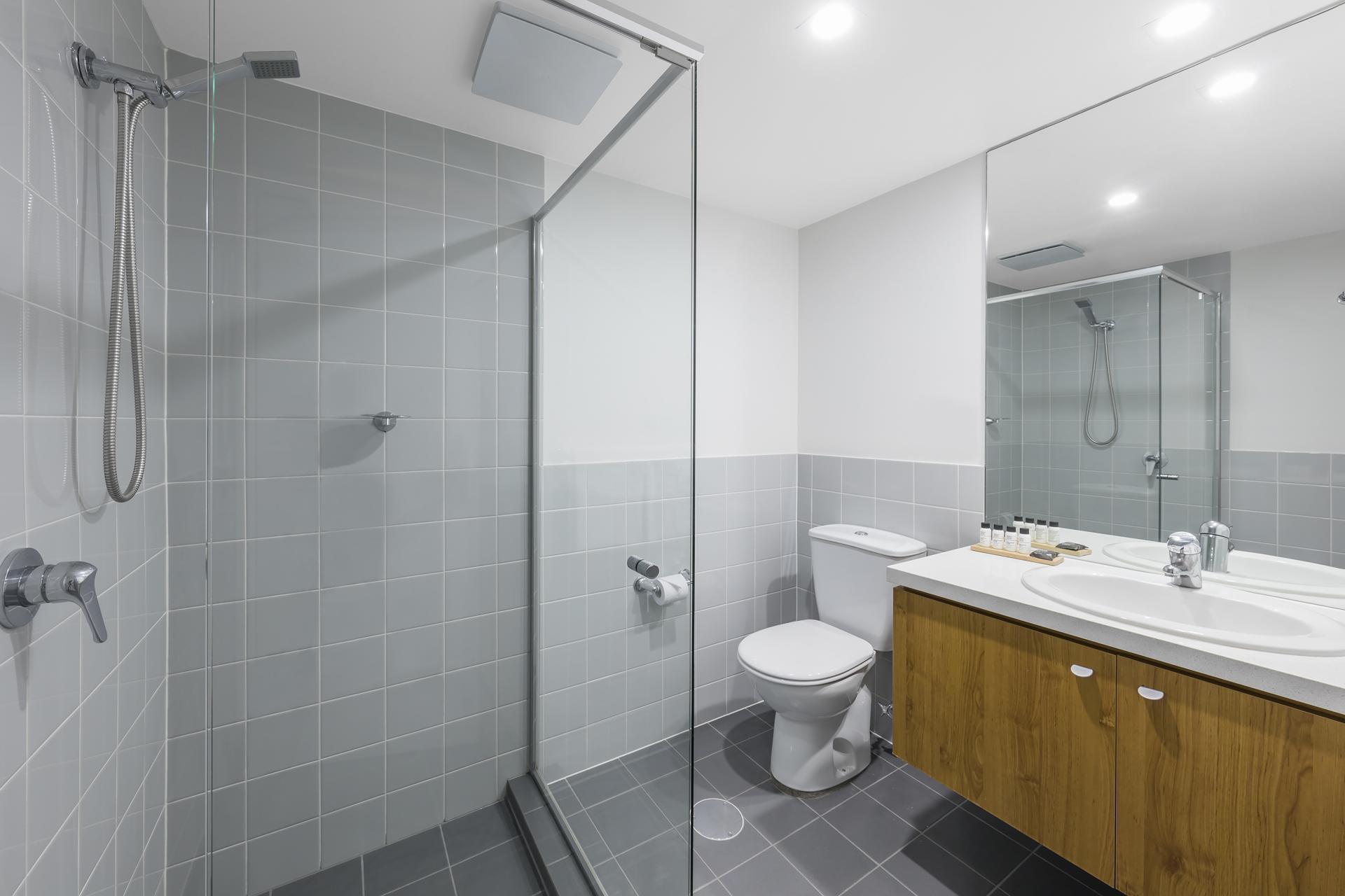 Bathroom at Oaks Adelaide Embassy Suites