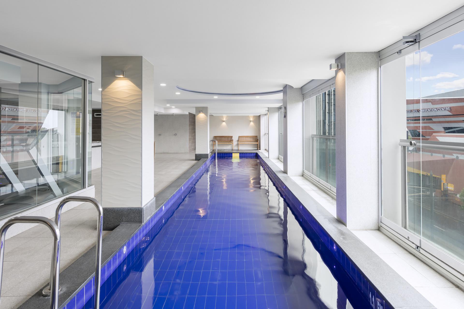 Pool at Oaks Adelaide Embassy Suites