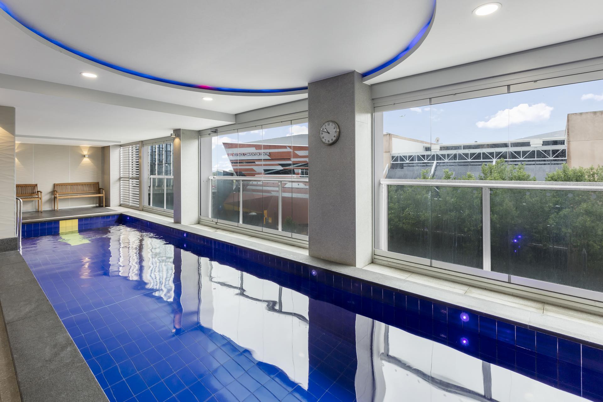 Pool1 at Oaks Adelaide Embassy Suites