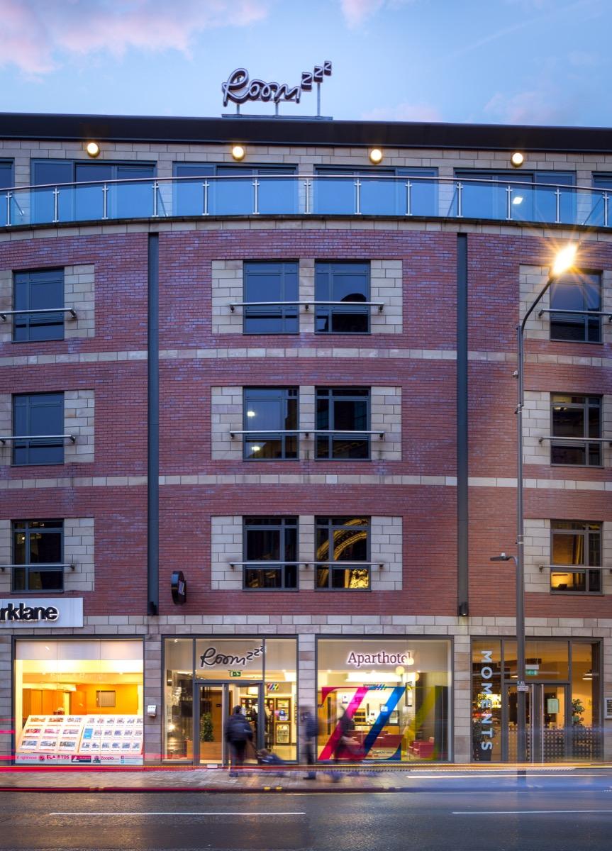 Roomzzz Leeds City Apartments - SilverDoor