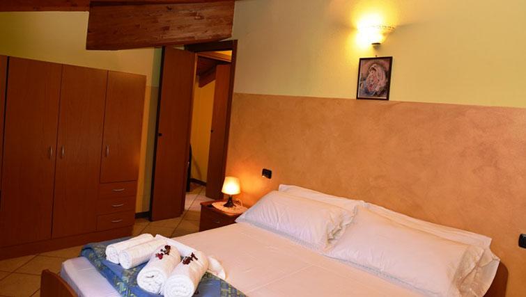 Bedroom at Oasi Di Monza Apartments