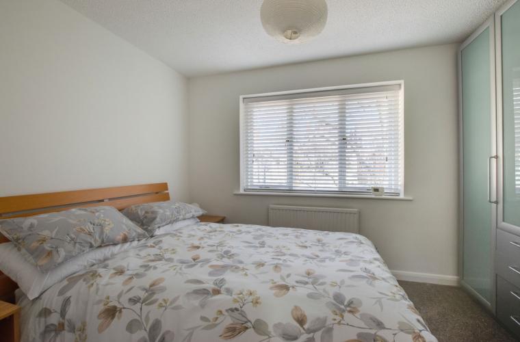 Bedroom at Pontcanna Mews
