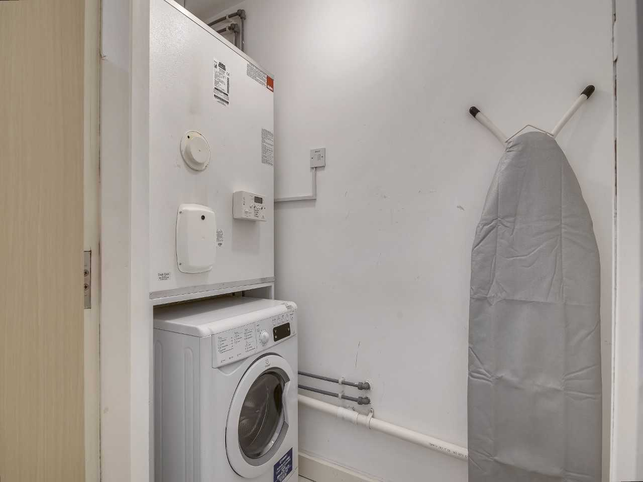 Laundry facilities at The Northern Quarters Apartments