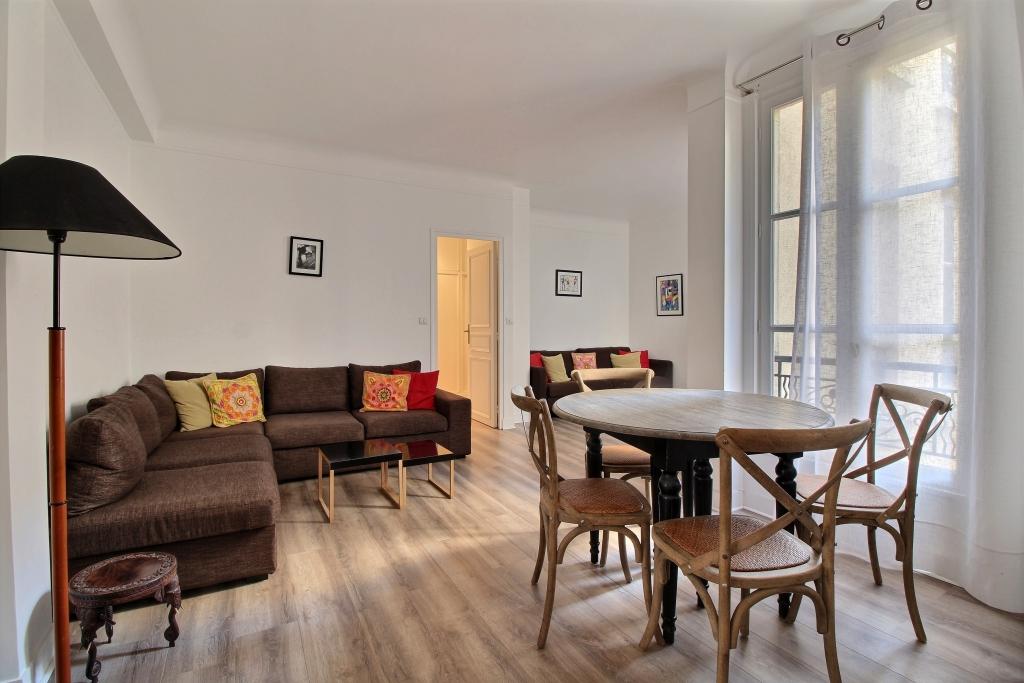 Living room at Fondary 42 Apartment, 15th Arr, Paris