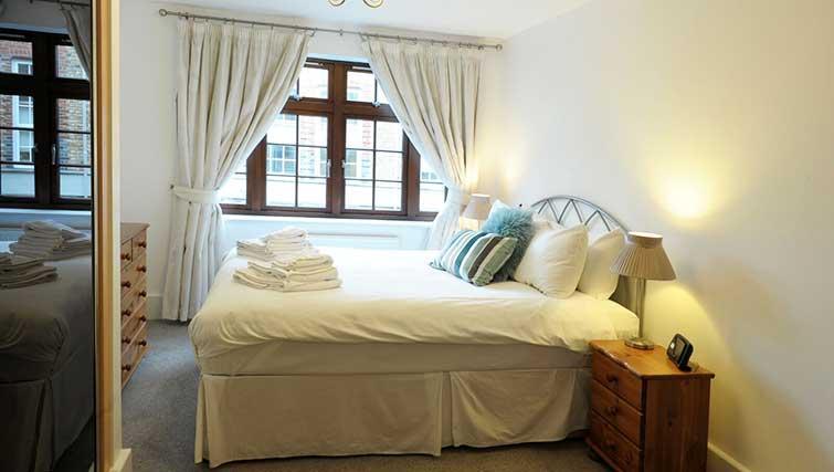 Bedroom at Blake Mews Apartments