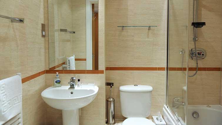 Bathroom at Blake Mews Apartments