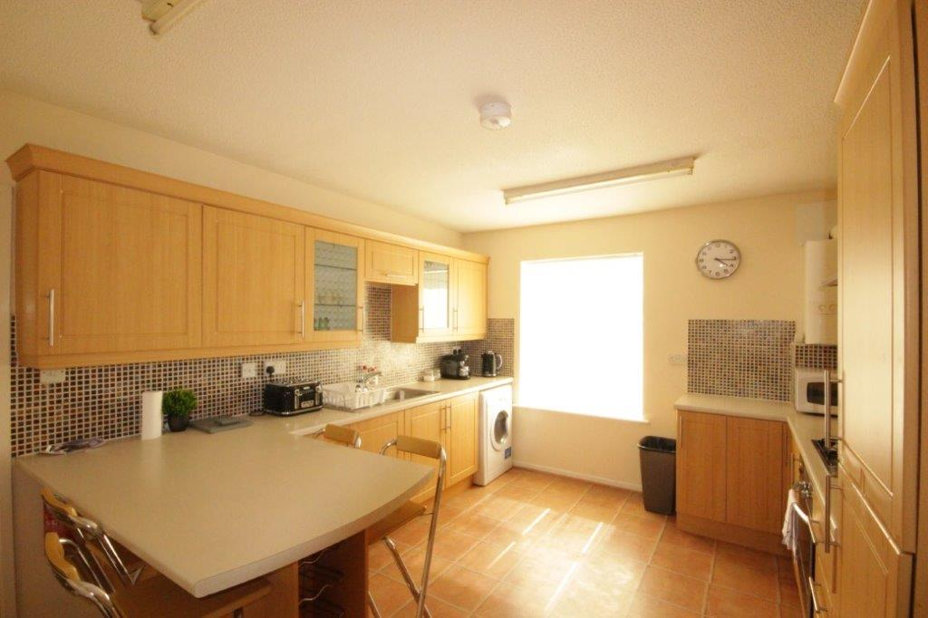 Kitchen at Windhouse View Apartment