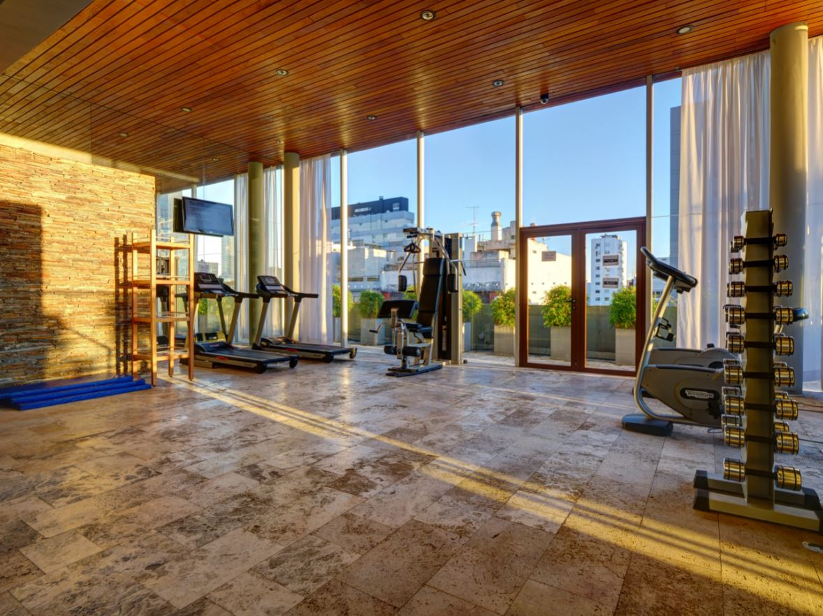 Gym at Palermo Soho Square Apartment, Palermo, Buenos Aires