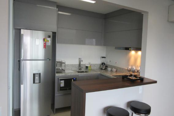 Kitchen at Jacob Apartment