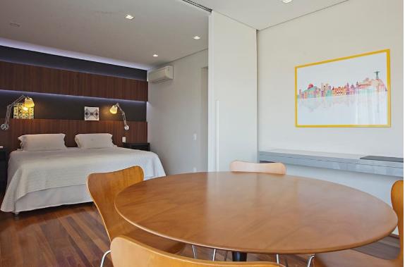 Bedroom at Jacob Apartment